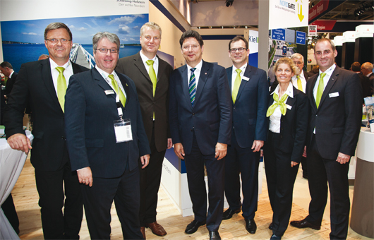 NORDGATE auf Immobilienmesse EXPO REAL in M�nchen
